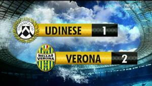 Udinese - Verona 1-2   Highlights