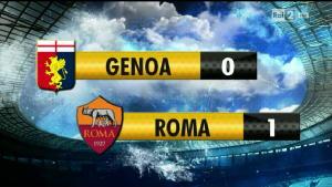 Genoa - Roma 0-1   Highlights