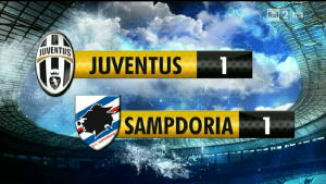 Juventus - Sampdoria 1-1   Highlights